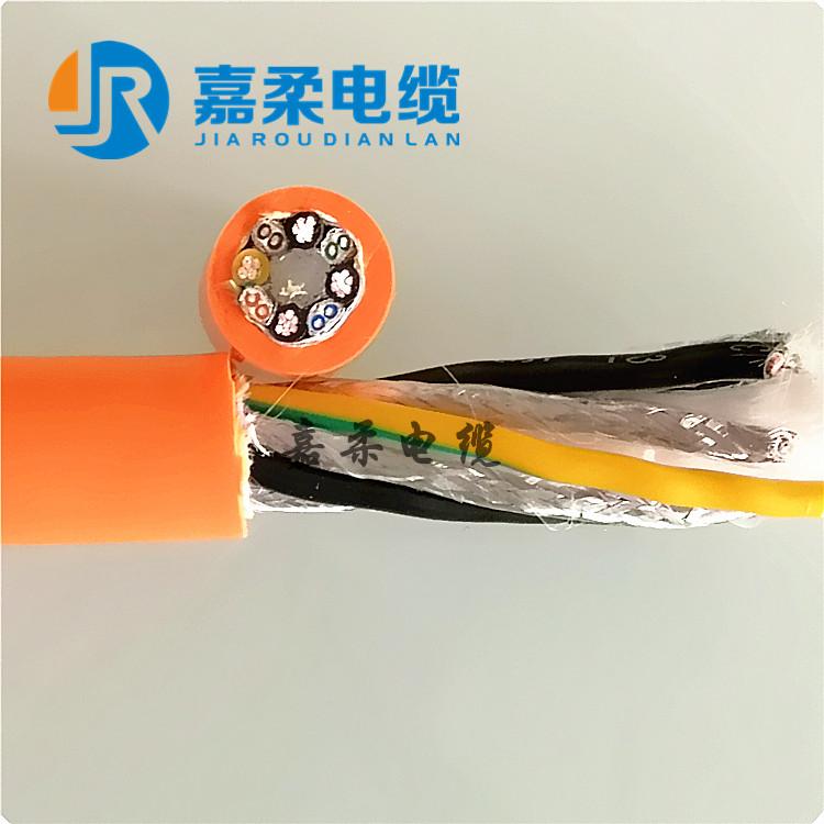 防海水电缆_集成电源电缆+多对信号控制电缆
