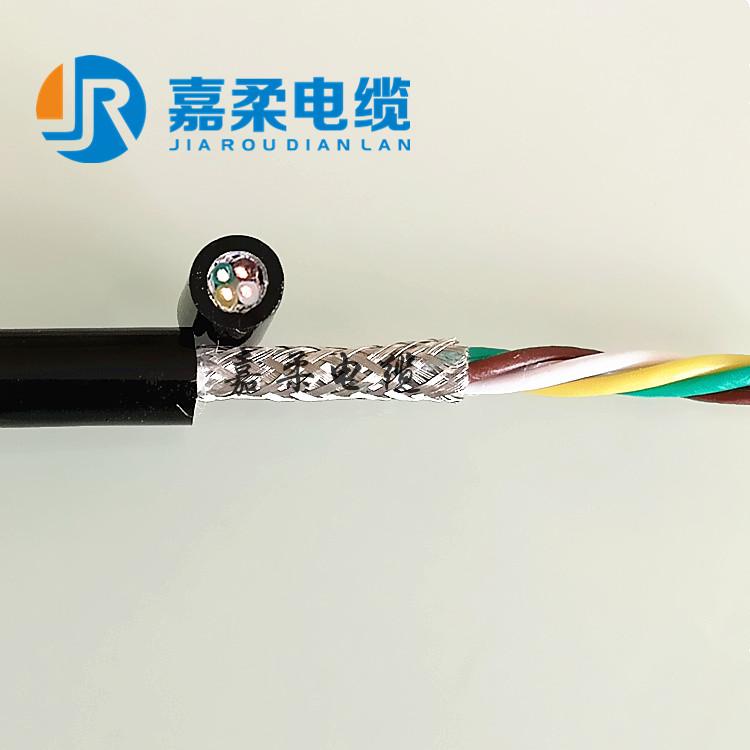 聚氨酯耐油屏蔽电缆_高端型,满足特殊工况要求