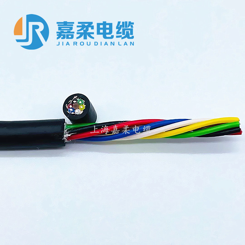 标准型高柔性拖链信号电缆(经济型,更高性价比)