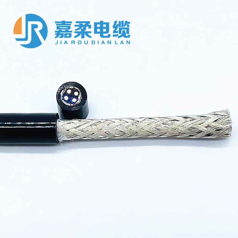 聚氨酯屏蔽拖链电缆(高端型,特殊恶劣工况使用)