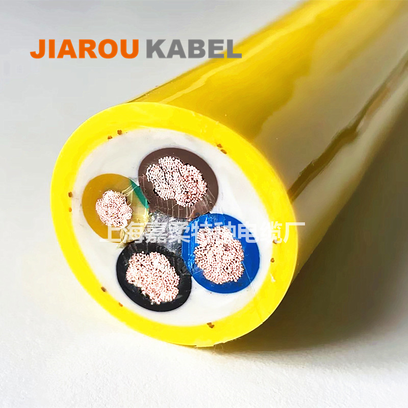 1立方井下电动铲运机专用卷筒软电缆