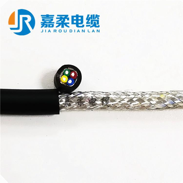 镀锡铜网编织屏蔽型耐低温电缆